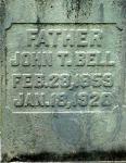 di109631 - John T. Bell