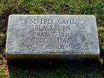 di109766 - Beverly Gayle Blackburn