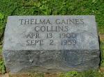 di111044 - Thelma Gaines Collins