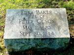 di116822 - Edna Baker Olson