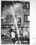 di12828 - Ice covered firemen fight fire at 630 Lost ...