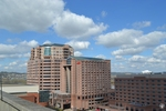 di128379 - Ohio Riverfront buildings including the Marriott ...