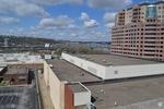 di128390 - View looking toward bridge and Radisson Hotel ...