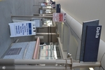 di128425 - Delta Air Lines terminal with coronavirus ...