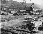 di128427 - Penn Central RR Yard - receiving structural ...