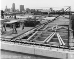 di128434 - Forming for deck, South bound lanes, Kentucky ...