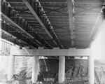 di128438 - I-471 bridge project, deck forming North ...