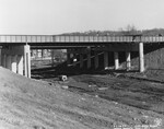 di128450 - #3 and #2, Looking South, I-471 bridge project