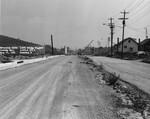 di128561 - Riverside Drive, looking East. I-471 bridge ...