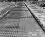 di128569 - Formwork on Service Rd #3, I-471 bridge project. ...