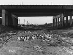 di128575 - Riverside Drive looking West, I-471 bridge ...