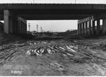 di128577 - Riverside Drive looking West, I-471 bridge ...