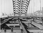 di128682 - Looking North at span 8, I-471 bridge project