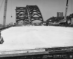 di128693 - Looking North at Span 6, Southbound Roadway, ...