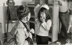 di140367 - Unknown nurse with child at St. Elizabeth. ...