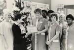 di140368 - Newborn Nursery at St. Elizabeth 1979 Christmas ...