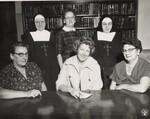 di140376 - Unidentified women, associated with St. Elizabeth ...