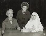 di140378 - Members of the Circle of Mercy Committee: ...