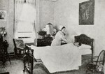 di140381 - Unnamed nurse and patient in patient room ...