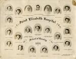 di141040 - St. Elizabeth School of Nursing, Class of ...