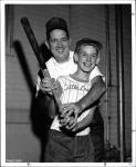 di27604 - Larry Corman coaches Ronald Akins to hit ...