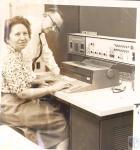 di32883 - Miss Anna Weber and Frank G. Blackborn. Shown ...