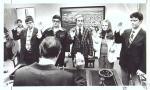 di33718 - Covington Mayor George Wermeling swears in ...