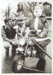 di34646 - The Ken Tayce family examines Santa on Honda ...