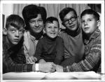 di51910 - Five children of Mr. and Mrs. Harry Bonapfel, ...