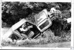 di54674 - Jim Wagner (in jeep), Mike Dalton Jr. (checked ...