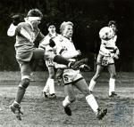 di76624 - Unidentified high school soccer players