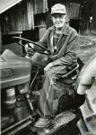 di77815 - Arthur Niehof (93), Rt 8 Melbourne on his ...