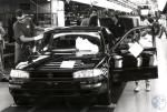 di79929 - Unidentified workers on Toyota Assembly Line