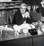 di85161 - John Juett, owner of Williamstown Lumber ...