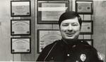 di95378 - New Ft. Mitchell Police Chief, Larry Jones.