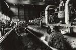 di97024 - Generator room at East Bend Power Plant.