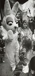 di97037 - Touching the nose of the Easter Bunny was ...