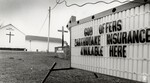 di97044 - This sign was in front of the Goshen Christian ...