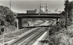 di97101 - Robbins St. Bridge over L&N railroad tracks.