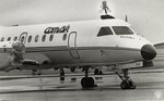 di97143 - Comair employee photographs damage to one ...