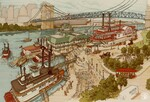 di97151 - Artist rendering of Covington riverfront ...