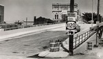 di97190 - New 12th street bridge from Russell St showing ...