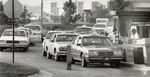 di98732 - Cabs wait in staging area at the Greater ...