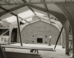 di98747 - Construction on Bruce Lodge, the new administration ...