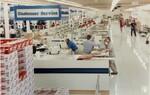 di98778 - The 41 check-out aisles at the new Bigg's ...