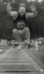 "di98833 - David Wright, 49, Florence, jumps 11' 3 1/2"" ..."