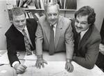 di99002 - Pictured Bill Hemmer Jr, Bill Hemmer Sr., ...