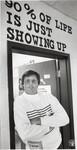 di99078 - Vaughn Hilliard at new alternative school ...