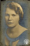 di99648 - Unidentified woman from Mattsson-Anliot family ...