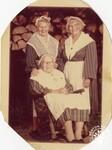 di99660 - Sara Mattsson Anliot and sisters - weavers ...